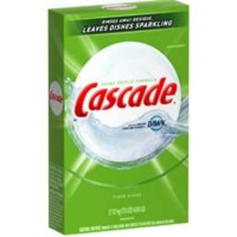 Cascade 34036 Dishwasher Detergent Powder, 75 Oz