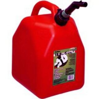 Scepter 05096 Polyethylene Gas Can 5 Gallon, Red