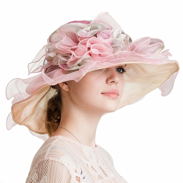 Shop Kentucky Derby Hat Women Church Wedding Party Hats