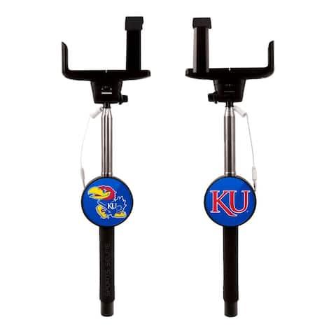 Mizco Kansas Jayhawks Sports Selfie Stick - NCAA-SLFS-KS