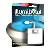 Illumibowl 748252039392 Motion Activated Bathroom LED Light  Multicolor