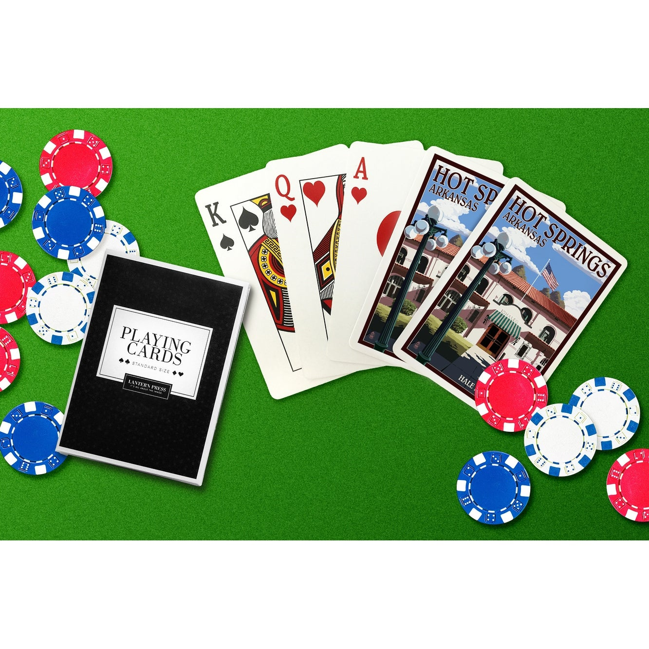 A Quality Products 24K Gold Foil Poker Playing Cards SP Playing Cards