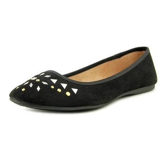 Style & Co Aleea Women  Round Toe Synthetic Black Flats