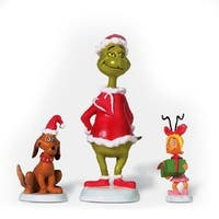 Grinch Max and Cindy Lou
