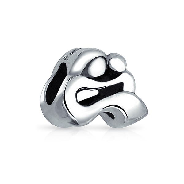 515c0eea6ee Shop Mother Loving Child Family Love Charm Bead For Women Oxidized 925  Sterling Silver Fits European Bracelet - On Sale - Free Shipping On Orders  Over $45 ...