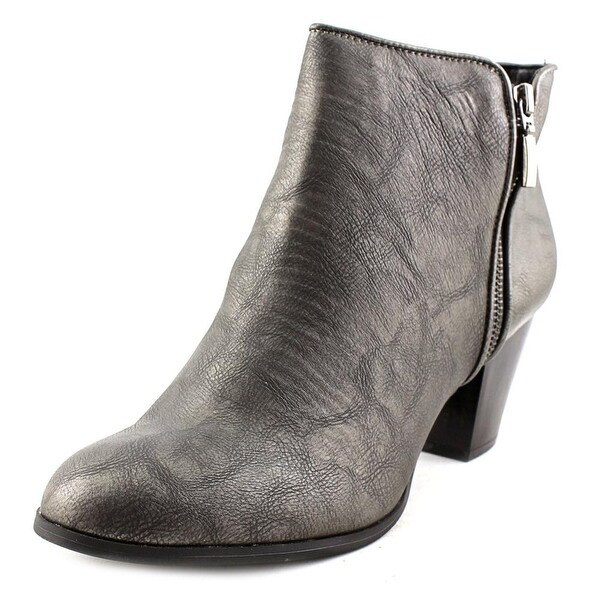 Style & Co Jamila Women Pewter Boots