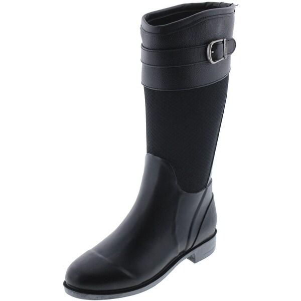 Chooka Womens Bolero Mid-Calf Boots Round Toe Waterproof - 7 medium (b,m)