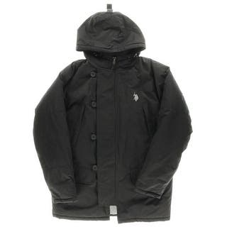U.S. Polo Assn. Mens Parka Hooded Lined - S|https://ak1.ostkcdn.com/images/products/is/images/direct/fd2e6d19a0a7e5ecf49707e20c0def501528b74b/U.S.-Polo-Assn.-Mens-Parka-Hooded-Lined.jpg?impolicy=medium