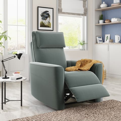TiramisuBest Recliner Chair with Four Armrests and Two Backrests
