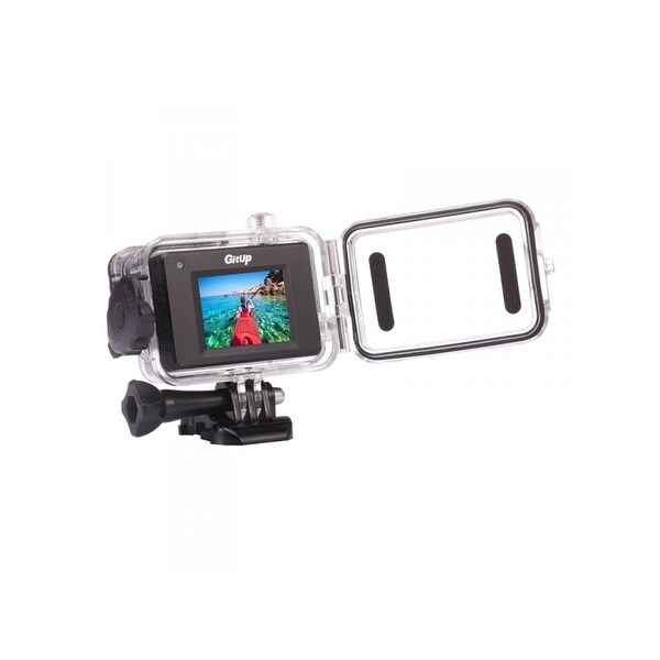 Spytec Git1 Wifi 1080P Hd Action Camera - Pro Edition With G-Sensor