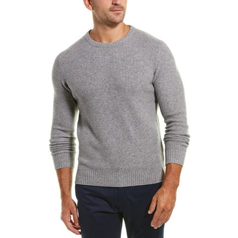 Qi Cashmere Crewneck Sweater - TW1755