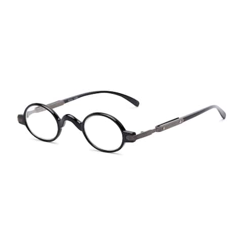 Readers.com The Sterling Round Reading Glasses