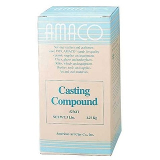 Amaco - Plaster Casting Compound