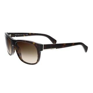Prada PR29RS 2AU6S1 Havana Wayfarer Sunglasses - 58-18-140