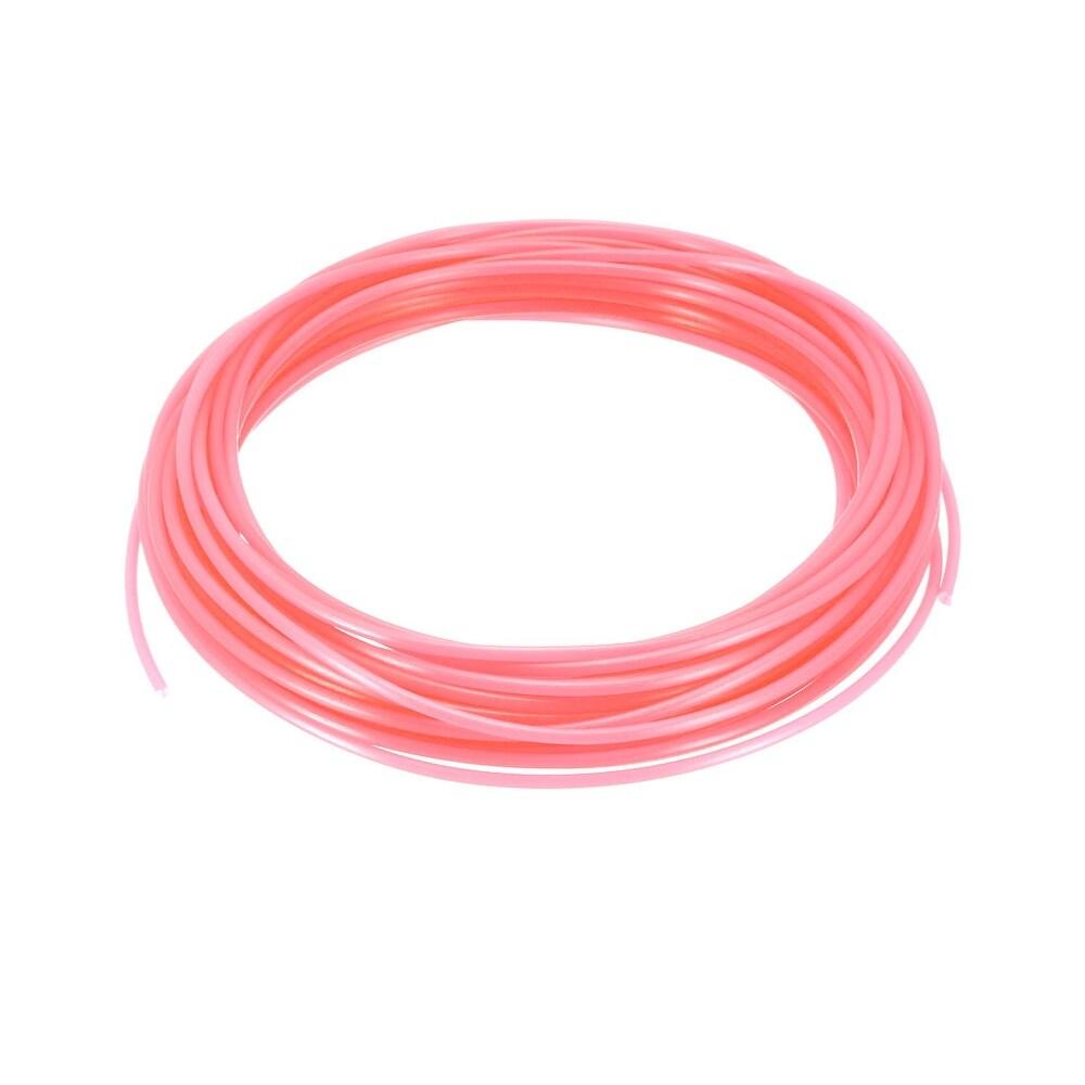 10 Meter/32.5 Ft PLA 3D Pen/3D Printer Filament, 1.75 mm Luminous Red -  Unique Bargains