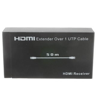 Offex HDMI Extender over Cat5e / Cat6 with Power, Working Distance 50 meter
