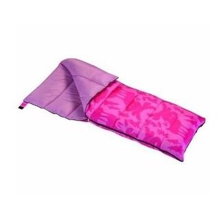 Wenzel 49658 Girls 40 Degree Pink Moose Print