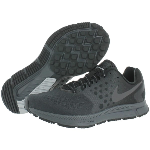 Pavimentación Tradicion nadie  Nike Womens Zoom Span Shield Running Shoes H2O Repel Dynamic Support -  Overstock - 22123612