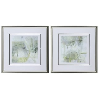 Link to Uttermost Terra Forma Framed Modern Prints (Set of 2) Similar Items in Art Prints
