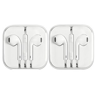 2 Pack - New Genuine Apple MD827LL/A Earpods Earphones for iPhone 6 5 4S w/ Remote & Mic|https://ak1.ostkcdn.com/images/products/is/images/direct/fd4039bfab024d8a89a3b5361c39204c70fed6b0/2-Pack---New-Genuine-Apple-MD827LL-A-Earpods-Earphones-for-iPhone-6-5-4S-w--Remote-%26-Mic.jpg?_ostk_perf_=percv&impolicy=medium