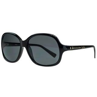 Michael Kors M2743/S PALO ALTO 001 Black Square Sunglasses