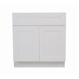 """Design House 561514 Brookings 48"""" Double Door Sink Base Cabinet"""