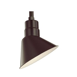 "Millennium Lighting RAS10 R Series 10"" Wide Outdoor Angle Shade"
