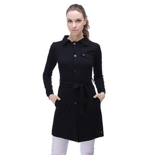 Richie House Women's Cotton jersey jacket with hood