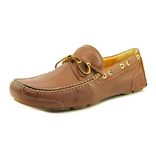 Sperry Top Sider Gold Driver 1 Eye Men Moc Toe Leather Brown Driving Moc
