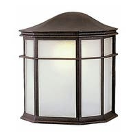 "Craftmade Z103 Contractor's 9.5"" 1-Light Outdoor Wall Sconce - N/A"
