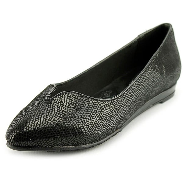 Soft Style by Hush Puppies Dillian Women Pointed Toe Canvas Flats