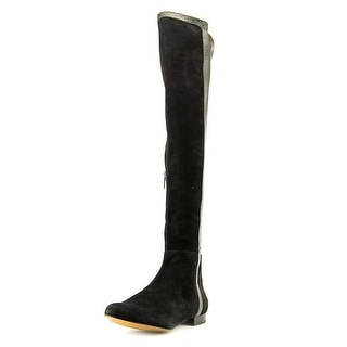 Vince Camuto Filtra Round Toe Leather Over the Knee Boot