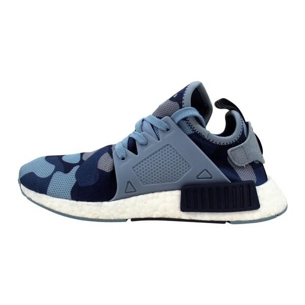 Adidas Damen NMD Xr1 Blau Duck Camo Frauen Schuhe Ba7754