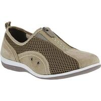 Spring Step Women's Racer Taupe Suede/Mesh