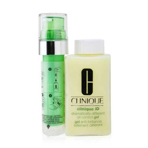 Clinique Clinique Id Dramatically Different Oil-Control Gel & Active Cartridge Concentrate For Delicate Skin 125Ml/4 2Oz