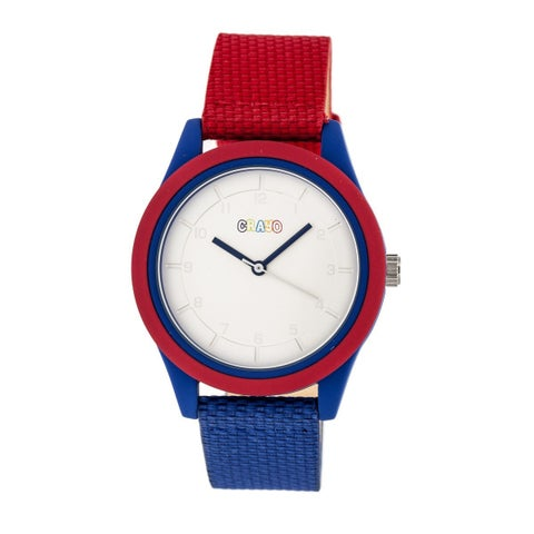 Crayo Pleasant Unisex Quartz Watch