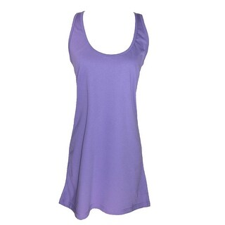Boxercraft Women's Cotton Pajama Sleep Tank and Cover Up Shirt