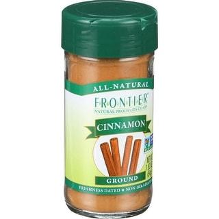 Frontier Herb - Ground Korintje Cinnamon - Grade A ( 2 - 1.92 FZ)