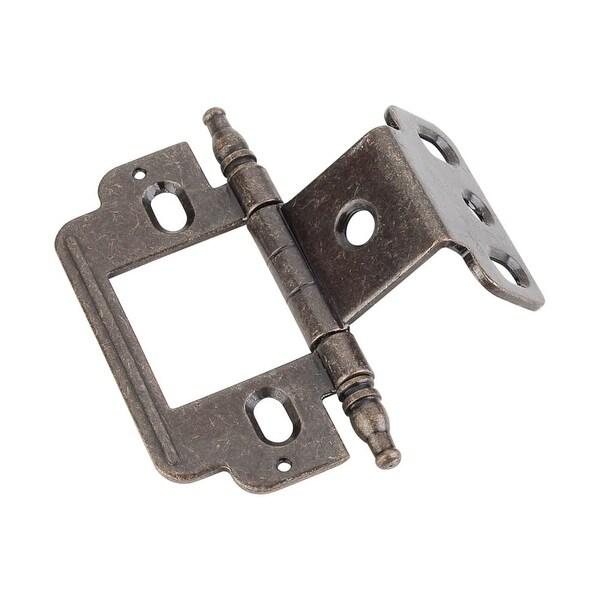 Shop Hardware Resources 148 Full Inset Adjustable Wrap Cabinet Door