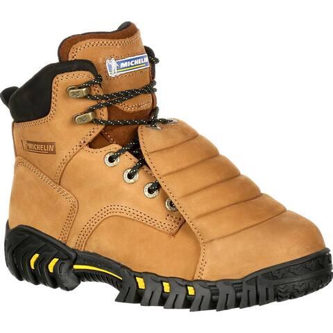 Michelin® Sledge Steel Toe Metatarsal Work Boots, #XPX761