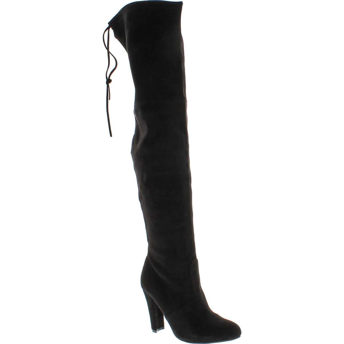 raíz Araña de tela en embudo Inválido  Shop Steve Madden Women's Gorgeous Winter Boot - Black - Overstock -  14820241