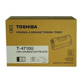 Toshiba T4710U Toner - Black, 36000 Yield