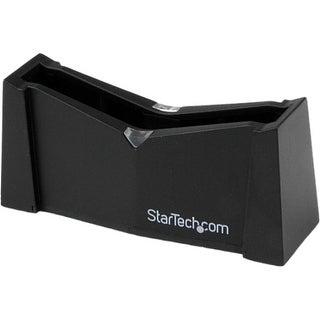 """StarTech SATDOCK25U StarTech.com USB to SATA External Hard Drive Docking Station for 2.5in SATA HDD - USB - Black"""