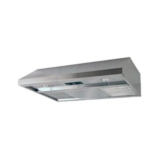 """Air King APDQ36 36"""" Deluxe Quiet Under Cabinet Range Hood from the Advantage Ser"""
