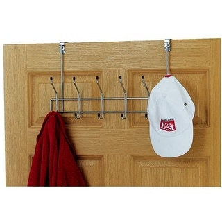 Whitmor Mfg. Over The Door Hooks 6021-200 Unit: EACH