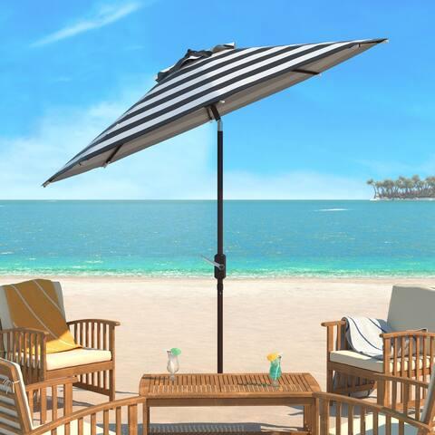 SAFAVIEH Iris Fashion Line 9-foot Umbrella