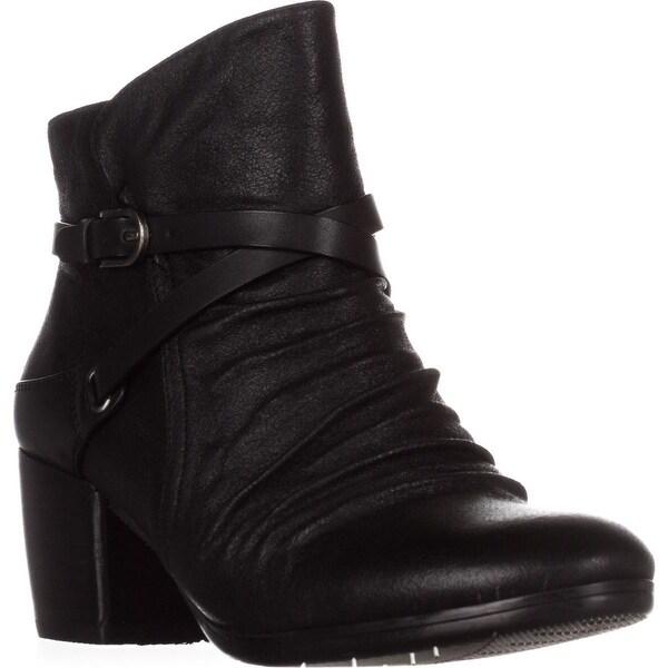 BareTraps Kenidy Comfort Ankle Booties, Black