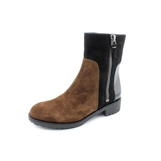 Via Spiga Eartha Women Round Toe Suede Ankle Boot