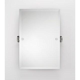 Alno 2131-RTG 21 x 31 Inch Frameless Rectangular Mirror - N/A