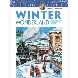 Dover Publications-Creative Haven: Winter Wonderland
